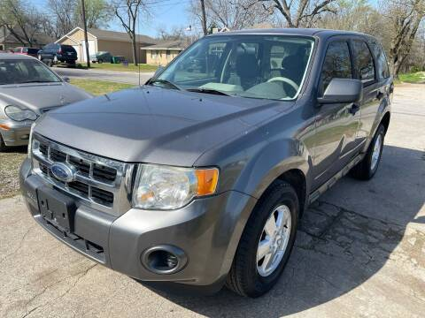 2009 Ford Escape for sale at Texas Select Autos LLC in Mckinney TX