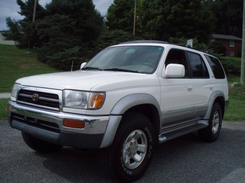1996 Toyota 4Runner for sale at Worthington Motor Co, Inc in Clinton TN