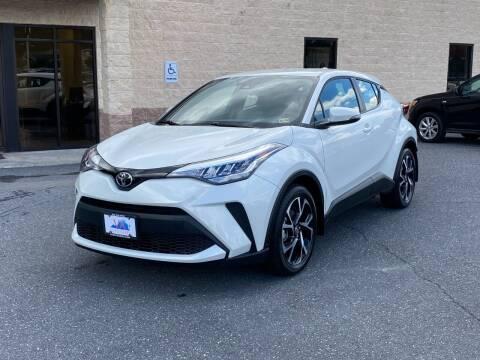 2021 Toyota C-HR for sale at Va Auto Sales in Harrisonburg VA