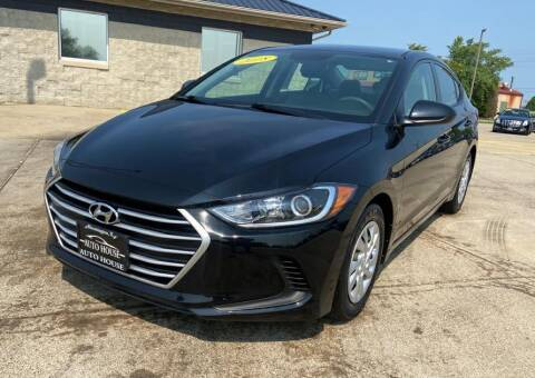 2018 Hyundai Elantra for sale at Auto House of Bloomington in Bloomington IL