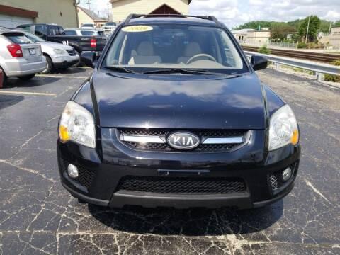 2009 Kia Sportage for sale at Discovery Auto Sales in New Lenox IL