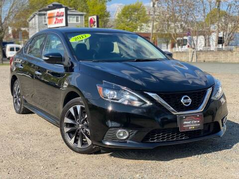 2017 Nissan Sentra for sale at Best Cars Auto Sales in Everett MA