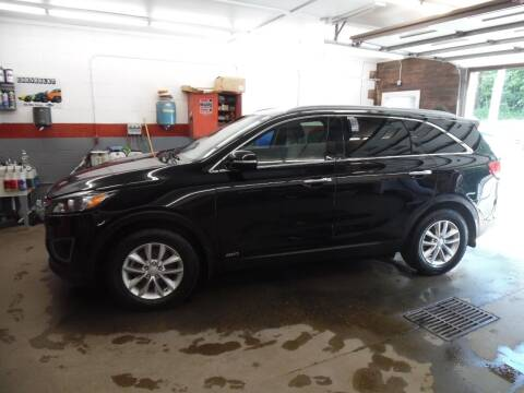 2016 Kia Sorento for sale at East Barre Auto Sales, LLC in East Barre VT