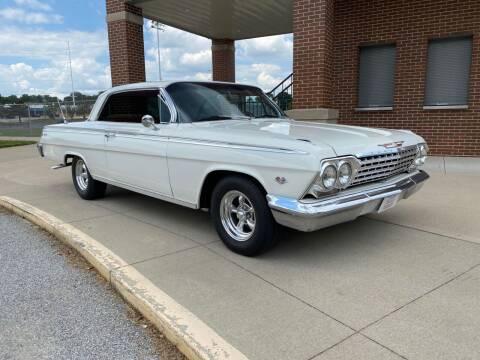 1962 Chevrolet Impala for sale at Klemme Klassic Kars in Davenport IA