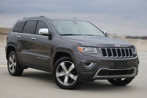 2015 Jeep Grand Cherokee for sale at Car Match in Temple Hills MD