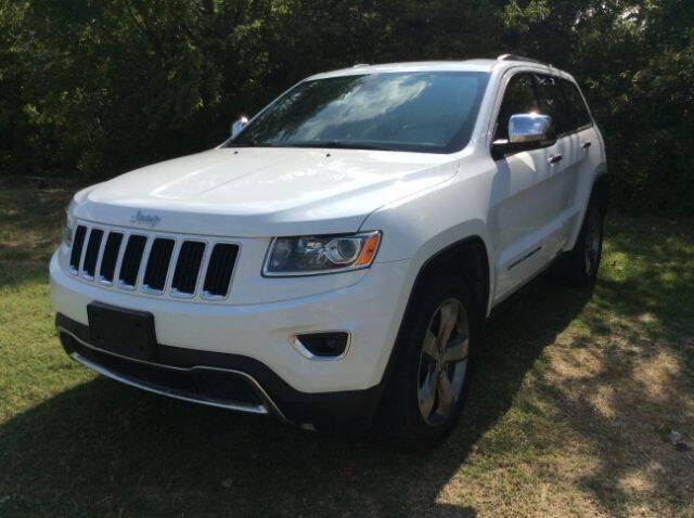 2015 Jeep Grand Cherokee for sale at Allen Motor Co in Dallas TX