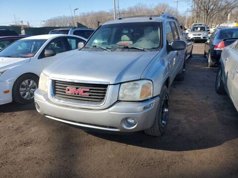 2005 GMC Envoy XUV for sale at ASAP AUTO SALES in Muskegon MI