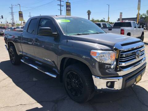 2016 Toyota Tundra for sale at BEST DEAL MOTORS  INC. CARS AND TRUCKS FOR SALE in Sun Valley CA