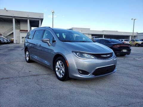 2020 Chrysler Pacifica for sale at GATOR'S IMPORT SUPERSTORE in Melbourne FL