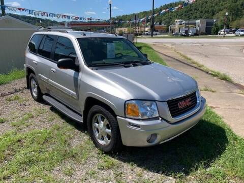 2004 GMC Envoy for sale at Edens Auto Ranch in Bellaire OH