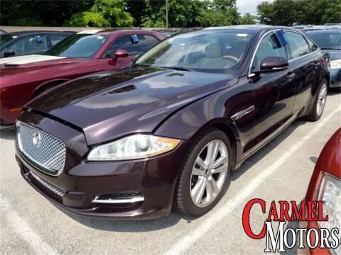 2011 Jaguar XJL for sale at Carmel Motors in Indianapolis IN