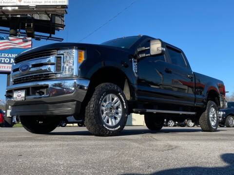 2017 Ford F-250 Super Duty for sale at Alexandria Auto Mart LLC in Alexandria PA