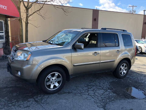 2009 Honda Pilot for sale at Matrone and Son Auto in Tallman NY