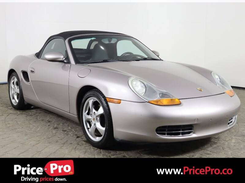 2001 Porsche Boxster for sale in Maumee, OH