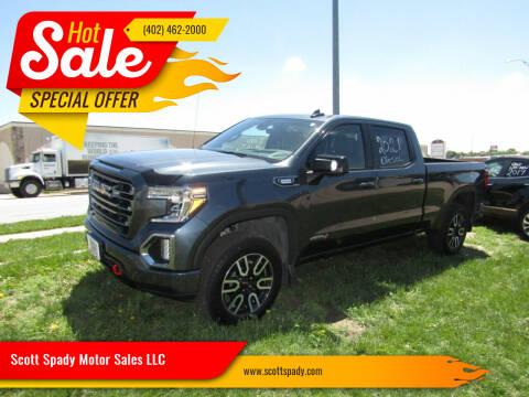 2021 GMC Sierra 1500 for sale at Scott Spady Motor Sales LLC in Hastings NE