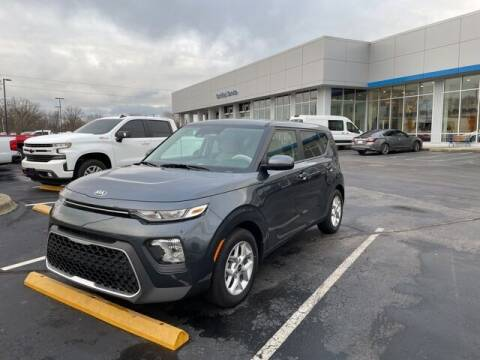2020 Kia Soul for sale at COYLE GM - COYLE NISSAN - New Inventory in Clarksville IN