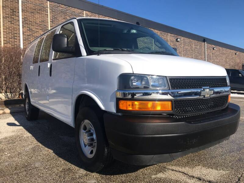 2019 Chevrolet Express Cargo for sale at Classic Motor Group in Cleveland OH