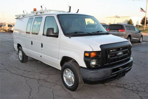 2012 Ford E-Series Cargo for sale at New Mobility Solutions in Jackson MI