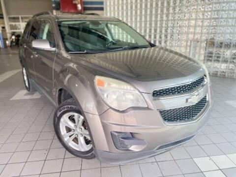 2010 Chevrolet Equinox for sale at iAuto in Cincinnati OH