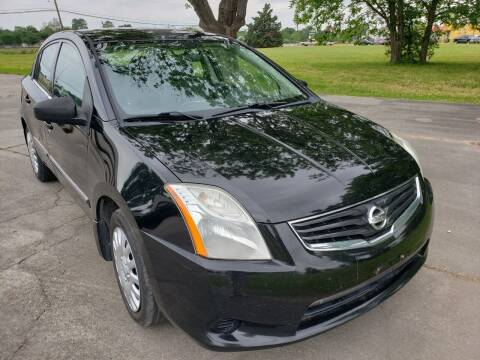 2010 Nissan Sentra for sale at ATCO Trading Company in Houston TX