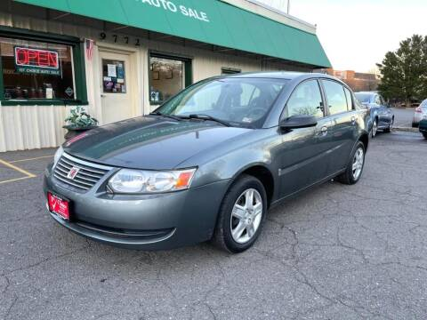 2007 Saturn Ion for sale at 1st Choice Auto Sales in Fairfax VA