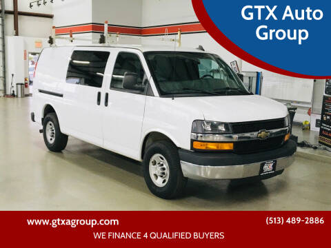 2016 Chevrolet Express Cargo for sale at GTX Auto Group in West Chester OH