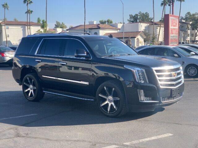 2016 Cadillac Escalade for sale at Brown & Brown Wholesale in Mesa AZ