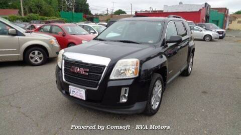 2010 GMC Terrain for sale at RVA MOTORS in Richmond VA