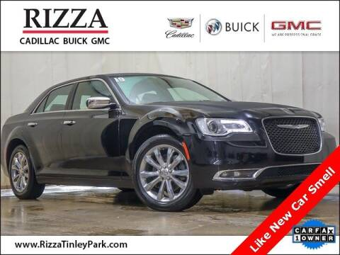 2019 Chrysler 300 for sale at Rizza Buick GMC Cadillac in Tinley Park IL