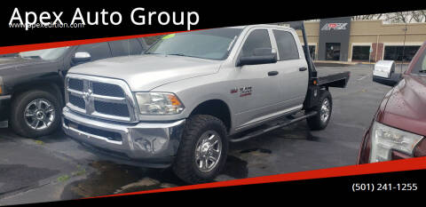 2014 RAM Ram Pickup 2500 for sale at Apex Auto Group in Cabot AR