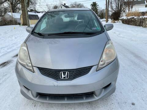 2010 Honda Fit for sale at Via Roma Auto Sales in Columbus OH