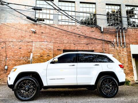 2016 Jeep Grand Cherokee for sale at Mickdiesel Motorplex in Amarillo TX
