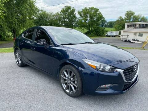 2018 Mazda MAZDA3 for sale at M4 Motorsports in Kutztown PA