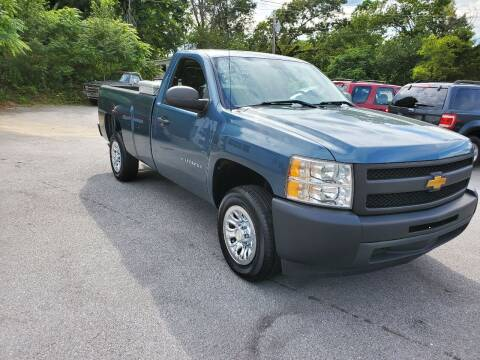 2011 Chevrolet Silverado 1500 for sale at DISCOUNT AUTO SALES in Johnson City TN
