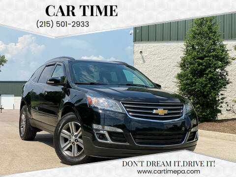 2017 Chevrolet Traverse for sale at Car Time in Philadelphia PA