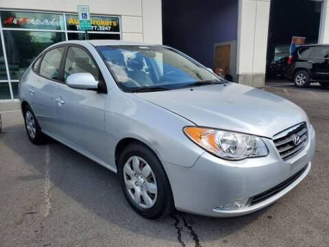 2007 Hyundai Elantra for sale at M & M Auto Brokers in Chantilly VA