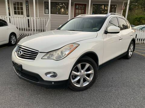 2010 Infiniti EX35 for sale at Georgia Car Shop in Marietta GA