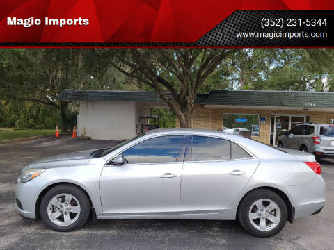 2016 Chevrolet Malibu Limited for sale at Magic Imports in Melrose FL