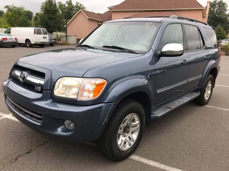2007 Toyota Sequoia for sale at USA Auto Sales in Kensington CT