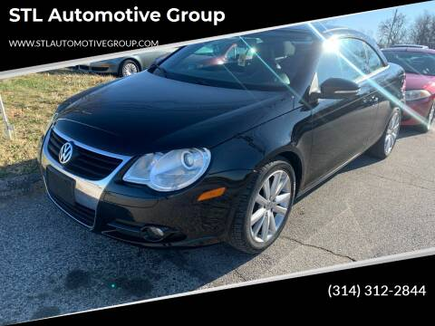 2010 Volkswagen Eos for sale at STL Automotive Group in O'Fallon MO