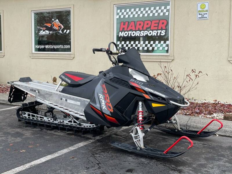 2015 Polaris Rmk Pro 800 155in  for sale at Harper Motorsports in Post Falls ID