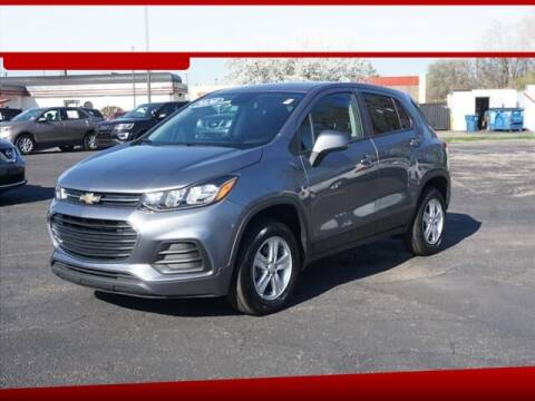 2020 Chevrolet Trax for sale at Autowest of GR in Grand Rapids MI