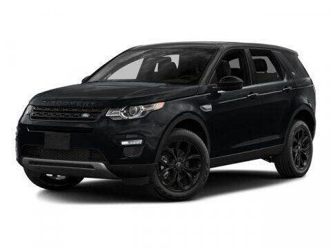 2015 Land Rover Discovery Sport for sale at J T Auto Group in Sanford NC