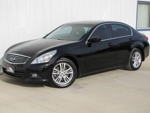 2011 Infiniti G37 Sedan for sale at Lyman Auto in Griswold IA