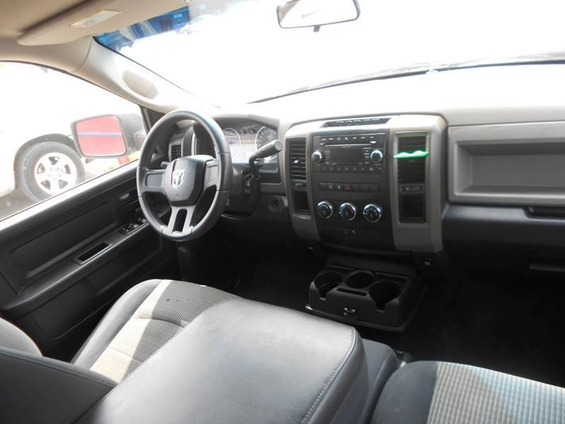 2011 RAM Ram Pickup 1500 4x2 ST 4dr Crew Cab 5.5 ft. SB Pickup - Fort Worth TX
