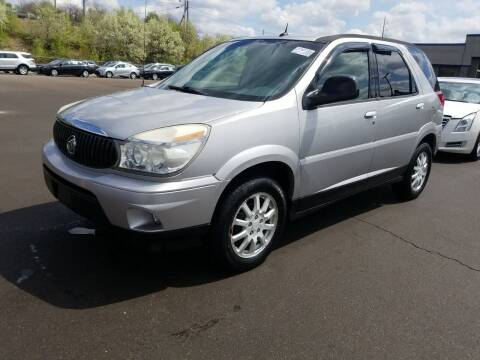 2006 Buick Rendezvous for sale at Angelo's Auto Sales in Lowellville OH