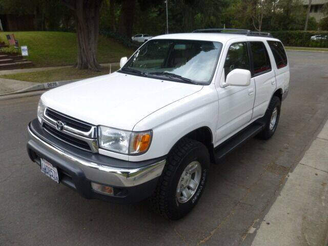 2002 Toyota 4Runner for sale at Altadena Auto Center in Altadena CA