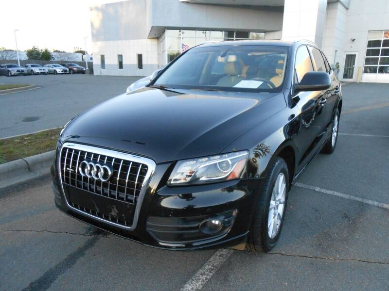 2010 Audi Q5 for sale at Auto America in Monroe NC