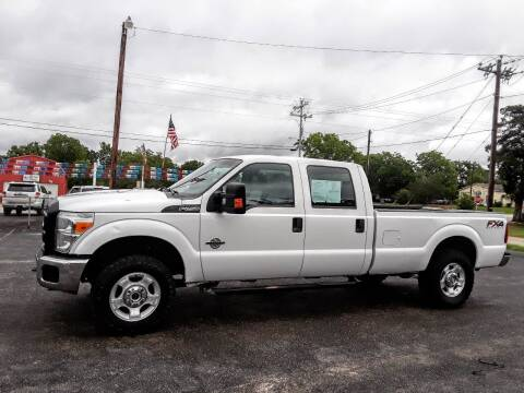 2016 Ford F-250 Super Duty for sale at Rons Auto Sales in Stockdale TX
