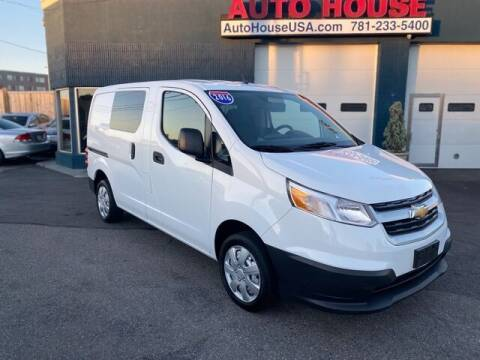 2016 Chevrolet City Express Cargo for sale at Saugus Auto Mall in Saugus MA